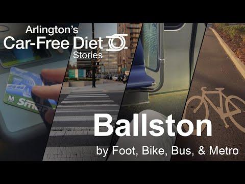 Arlington Ballston Car Free Diet